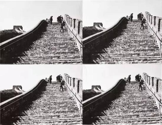 安迪·沃荷(1928 – 1987),《中国万里长城》,1982 – 1987作,成交价格:港元$875,000