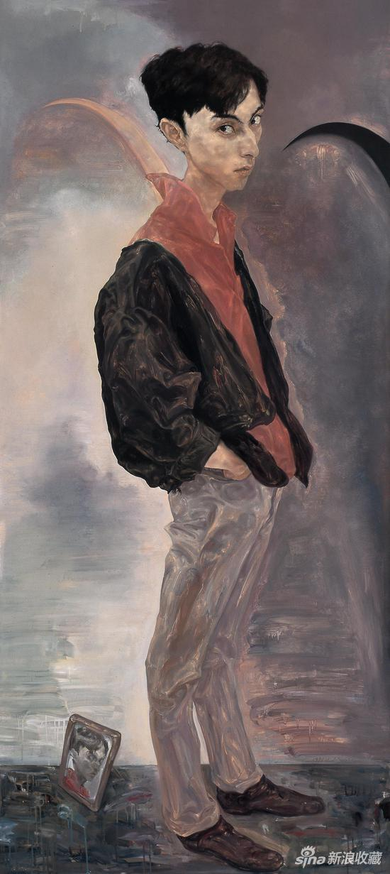 《X的肖像》