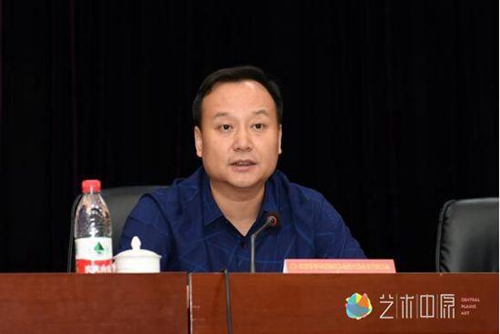共青团河南省委副书记李建涛讲话