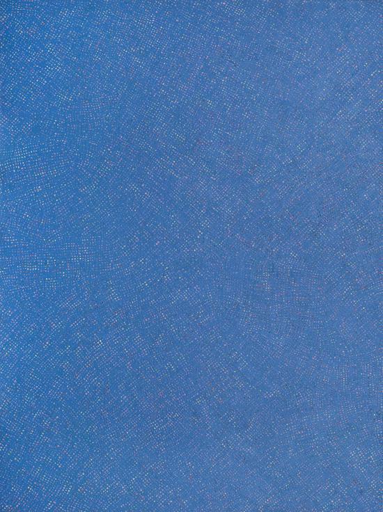《格子里的风景2011-9》120X90cm  布面丙烯