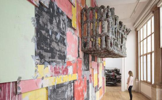 菲里达·巴洛的艺术装置之一