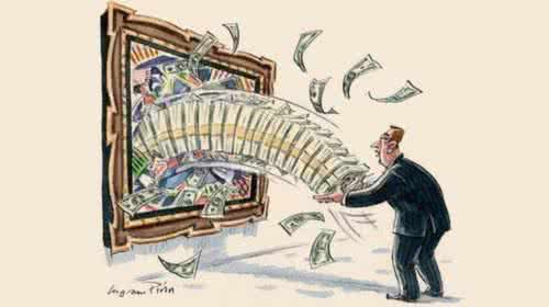 解读艺术品投资和收藏:上亿与几万块的区别