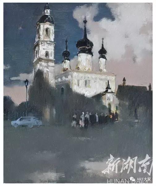 《俄罗斯教堂》