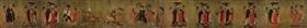 唐阎立本《历代帝王像》(局部图),波士顿美术馆藏