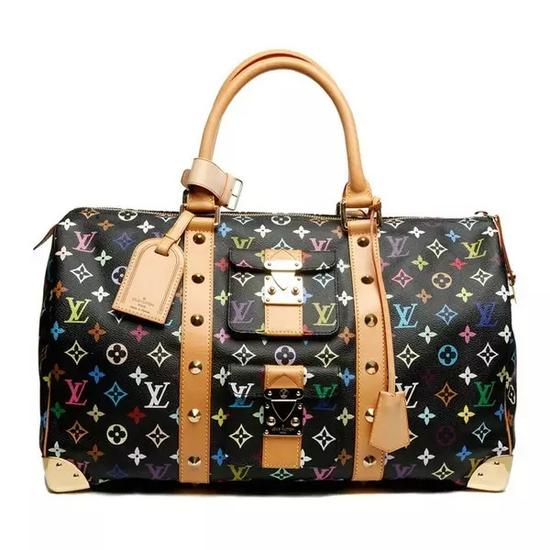 Louis Vuitton Monogram Multicolore speedy手提包