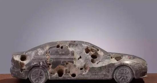 窦付坤《CAR——石炭纪NO.4》