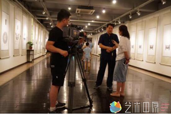 媒体采访陈捷先生