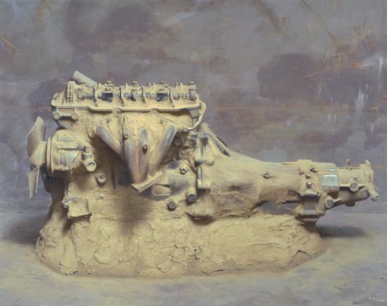 文物-新产品设计1993年 97×126cm