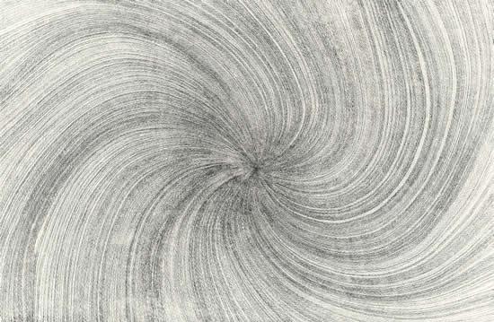 《永生永世》对话2013远古系列之三70cmx46cm 2013年