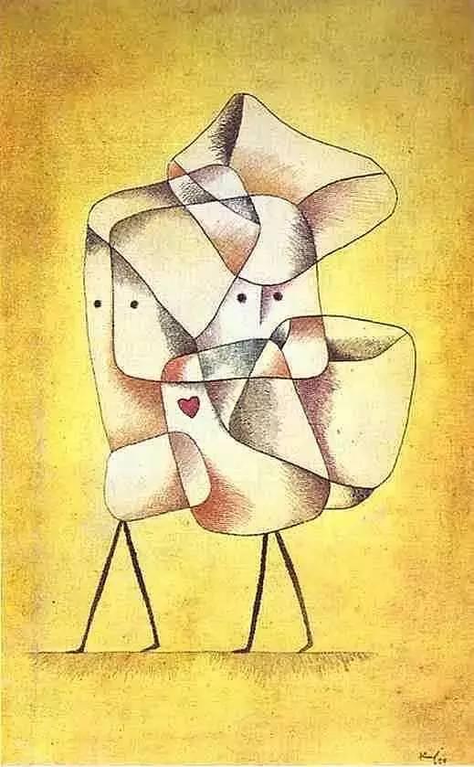 保罗·克利 Paul Klee - Siblings