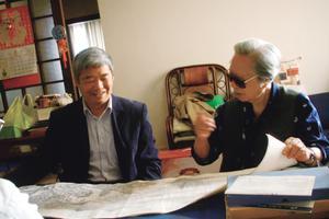 海上名家陈佩秋:艺术是有标准的