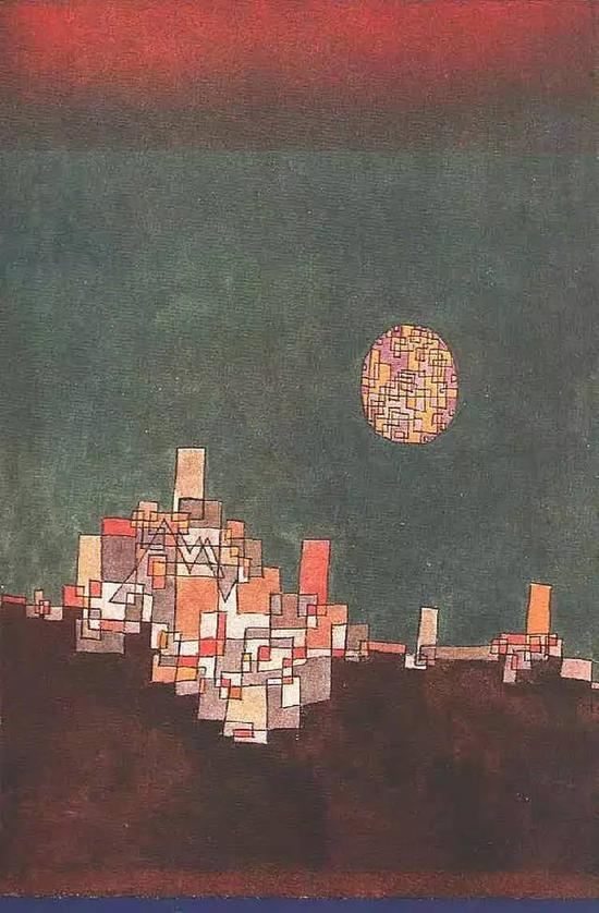 保罗·克利 Paul Klee - Chosen Site