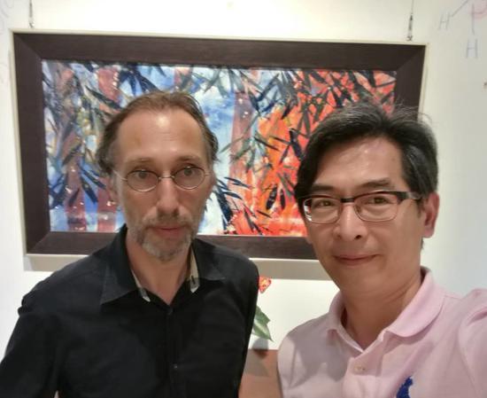 Lorenzo(香格纳画廊),赵伟卫(邑画廊)