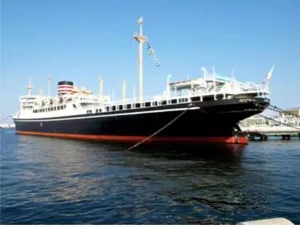 日本重要文化财产  邮船永川号