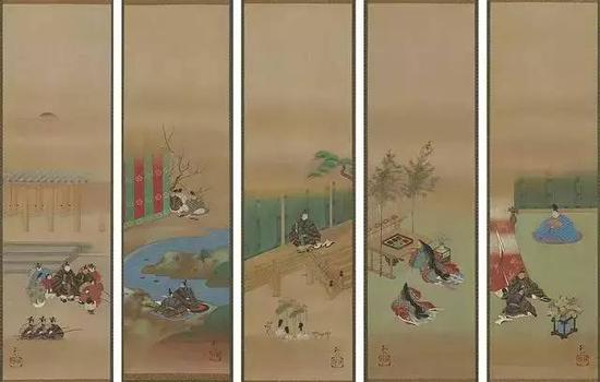 By Ikeda Koson 池田孤村 (Collection: Freer and Sackler Galleries)
