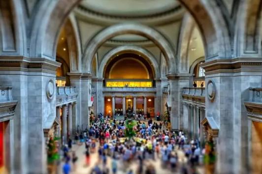 大都会艺术博物馆。图片:Timothy Neesam, via Flickr