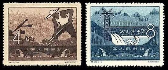 特26 十三陵水库 1958.10.25