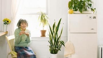 日本女摄影师执意变老30岁