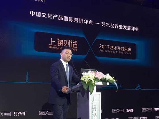 胡环中  国家对外文化贸易基地(上海)副董事长、上海自贸区国际文化投资发展有限公司总经理