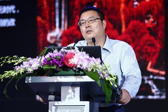 北京保利拍卖董事长蒋迎春
