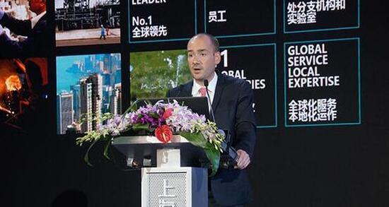 SGS艺术服务全球总经理Yan Walther
