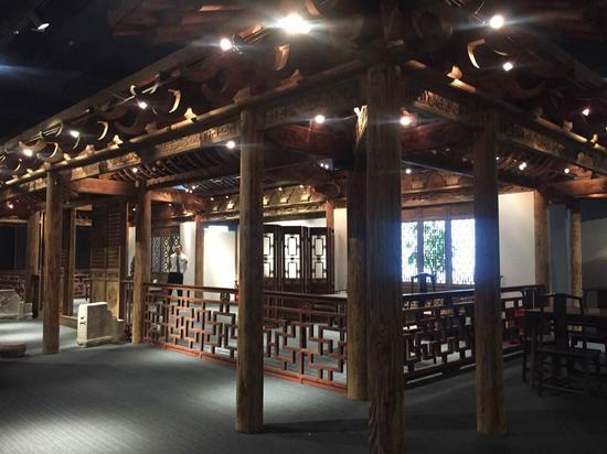 上海自贸区国际艺术品交易中心一期