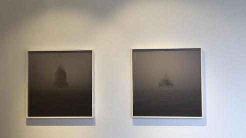 三水、外滩12-13号、艺术微喷、90x90cm、2010
