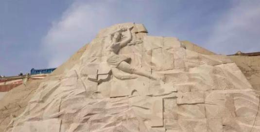 石向东城市雕塑作品