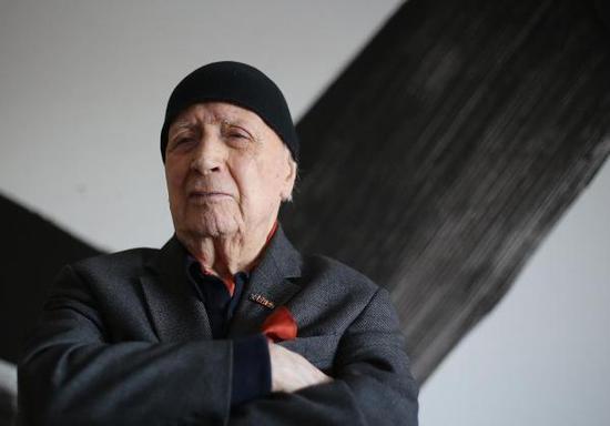 德国艺术家卡尔·奥托·格茨(Karl Otto G?tz)