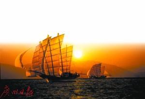 海上丝绸之路是域外香料输入中国的主要通道。