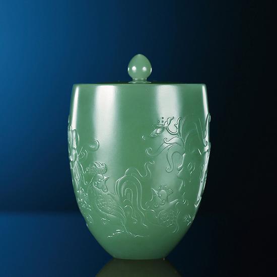俞挺-碧玉羽阳千秋杯