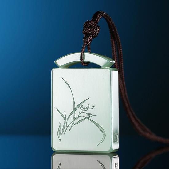 陆宜南-碧玉兰香牌
