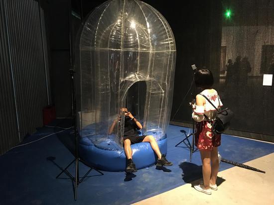 吴碧琳,《颅内动物园》 ,2017