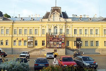 保加利亚国家美术馆外景