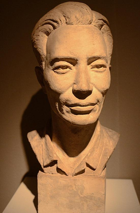 王临乙 焦裕禄1956年 中国美术馆藏