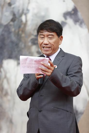 中欧文联主席李祥旭