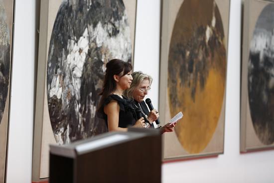 欧洲艺术家代表、布拉格美术家协会主席