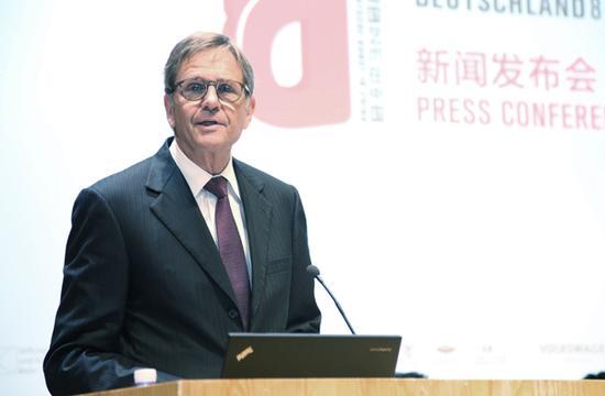 大众集团(中国)总裁兼CEO海兹曼