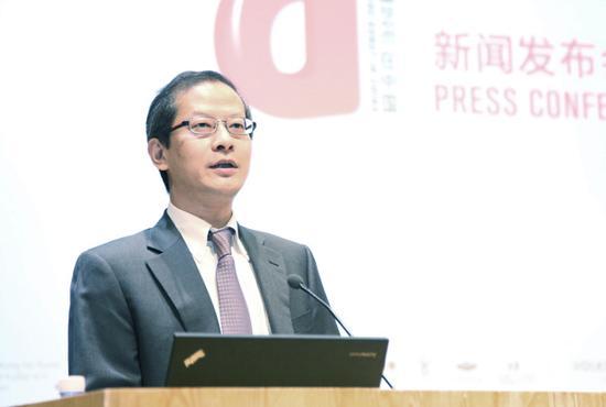 中国文化部外联局副局长郑浩