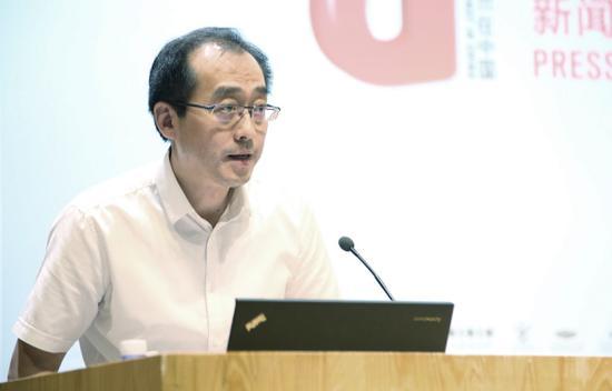国航市场部副总经理王捷