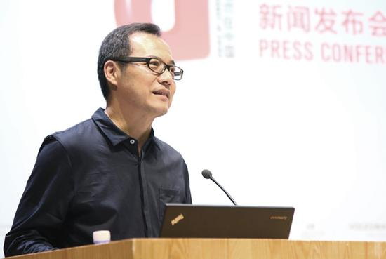 中央美术学院美术馆学术部主任王春辰博士