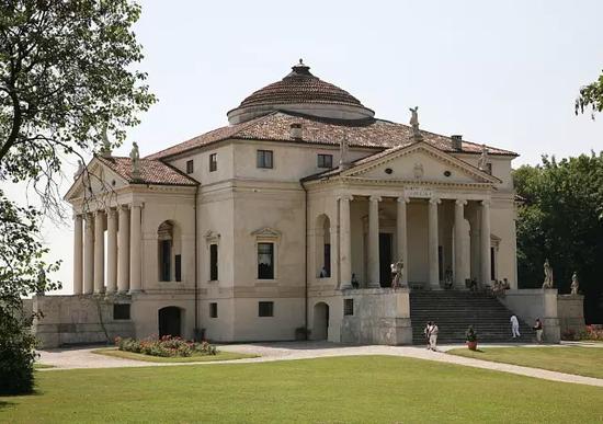 维琴察圆厅别墅