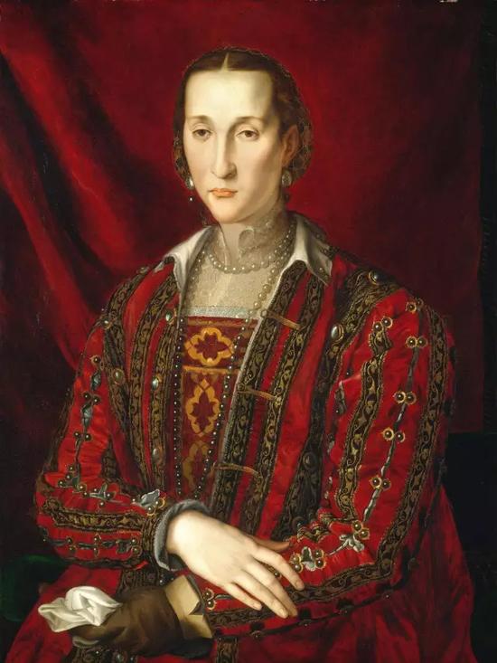 布龙齐诺《托雷多的肖像》