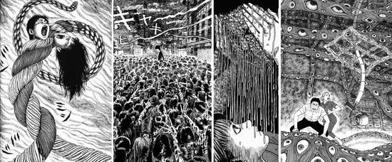 伊藤润二经典初中ARv经典展将亮相北京|伊藤润化学杂质美学去除图片