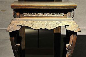 传统文化与红木家具:体现天圆地方的哲学思想