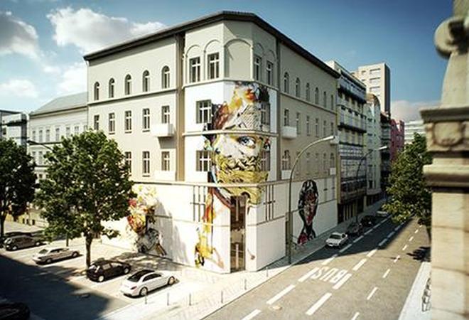 全球最大的街头艺术博物馆重装登场