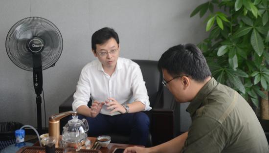 深圳文交所文化四板线上托管平台负责人塞夫专访