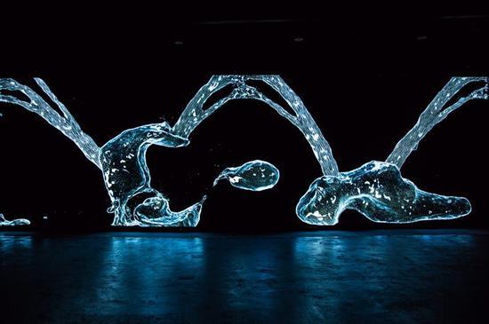 《Fluid Structure  流体结构》by Vincent Houzé