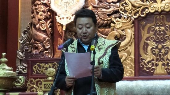 内蒙古呼和浩特市委副书记、市长冯玉臻讲话