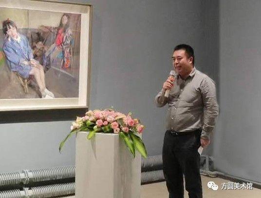 浙江省美术家协会副主席骆献跃先生